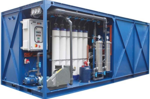 Simplifying Effluent Treatment and Recycling with  IONIX – MBR